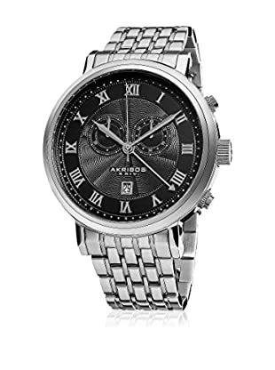 Akribos XXIV Reloj con movimiento cuarzo suizo Man 46 mm