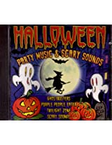 Halloween Party Music & Scary Sounds