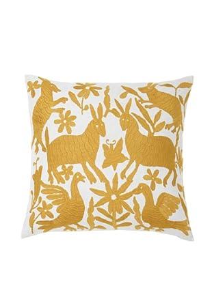 Better Living Forest Pillow (Yellow)