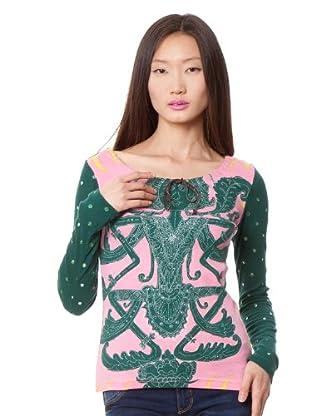 Custo T-Shirt Merli (Mehrfarbig)