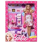 Barbie Tea Party Doll, Multi Color