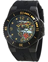 Ed Hardy Men's IM-TG Immersion Black Watch