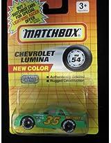 Chevrolet Lumina (fluorescent ogreen) Matchbox #54