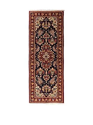 RugSense Alfombra Persian Qum Rojo/Azul/Multicolor 198 x 70 cm