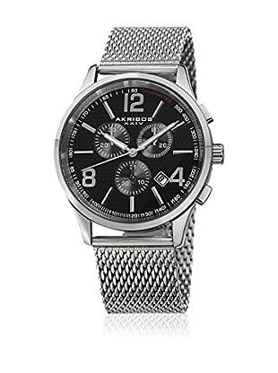 Akribos XXIV Uhr mit schweizer Quarzuhrwerk Man AK719SSB 42.5 mm