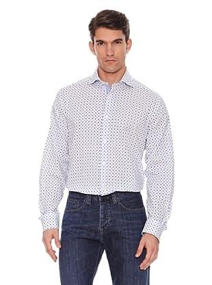 Hackett Camisa Topos (Multicolor)