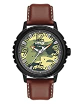 Helix Analog Multicolor Dial Men's Watch - TW025HG03