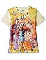 Chhota Bheem Boys' T-Shirt