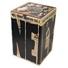 Neil Young Archives, Vol. 1: 1963-1972(DVD10枚組)