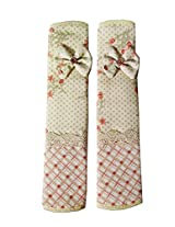 AJ Creations Multi-Purpose Handle Cover For Refrigerator/Oven (1 Pair)