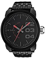 Diesel Double Dow Chronograph Black Dial  Men's Watch - Dz1460I