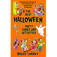 Best Halloween Party Game Book, The
