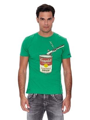 Pepe Jeans London Camiseta Flavour (Verde)