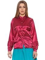 Trakabarraka Camisa Mao Fiorella (Granate)