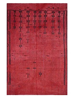 nuLOOM Smithfield Flat Woven One-of-a-Kind Rug, Red, 5' 1