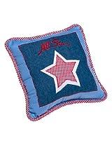 Lambs & Ivy All Stars Decorative Throw Pillow