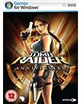 Tomb Raider Anniversary (PC DVD)