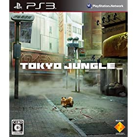 TOKYO JUNGLE (g[L[WO)