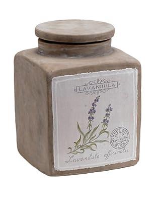 Amadeus Caja Hierbas Medicinales Terracota