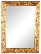 Friends Float Glass Wall Mirror (45.72 cm x 60.96 cm x 1.2 cm, FF016)