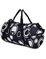 PinStar Concentric Circles Endura Gym Duffle Bag