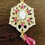 Multi Non-Precious Metal Gold Plated Fashion Jewellery Set