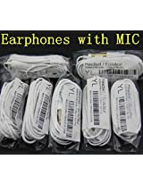 TCR EARPHONE FOR SAMSUNG GALAXY, MICROMAX SONY Y-L STYLE