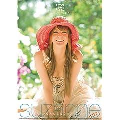 スザンヌ 2009カレンダー