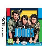 Jonas (Nintendo DS) [UK IMPORT] (NTSC)