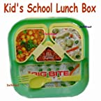 Stylish Lunch Box for Kids- Microwave safe