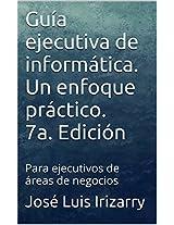 Guía ejecutiva de informática. Un enfoque práctico (Spanish Edition)