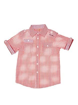 New Caro Camisa Mejorana (Rojo)