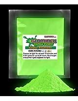 GlominexTM Glow Pigment 1 Oz - Green Glow in the Dark