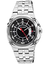 Citizen Analog Black Dial Men's Watch - BK2530-50E