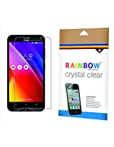 Rainbow Crystal Clear Protector Screen Guard for Asus Zenfone Max ZC550KL