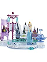 Disney Frozen Elsa's Ice Skating Rink Playset