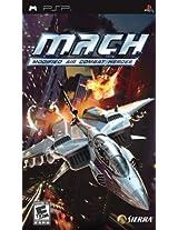 M.A.C.H. - Sony PSP