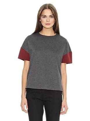 Mango T-Shirt Preno (Grau)
