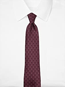 Nina Ricci Men's Speeding Dot Tie, Purple
