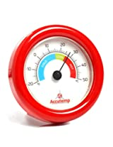 Small Dial Accu Thermometer