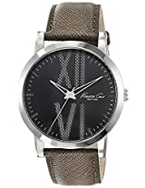 Kenneth Cole Classic Analog Black Dial Men'S Watch - 10014816