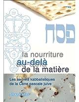 La nourriture au-delà de la matière, les secrets kabbalistiques de la cène pascale juive
