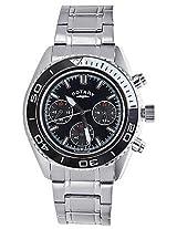Rotary Silver Chronograph Men Watch GB0010804