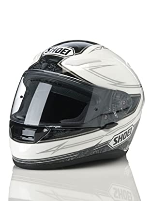 Shoei Casco Xr 1100 Gráfica (Blanco / Negro)