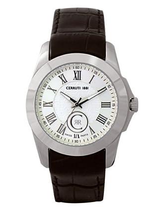 Cerruti Reloj Romanelli negro / blanco