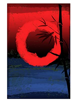 "Maxwell Dickson ""Osaka"" Canvas Art, 30"" x 20"""