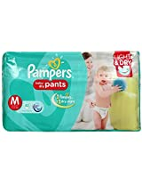 Pampers Pant Diapers Light And Dry Medium 42 Pieces (7 to 12 kg)