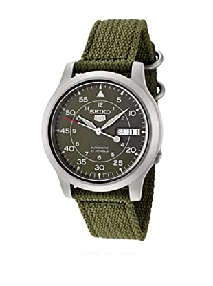 Seiko Reloj SNK805 Verde 37  mm
