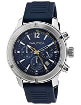 Nautica Chronograph Blue Dial Men's Watch  - NTA17652G