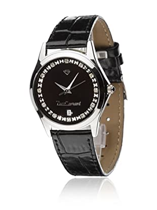 Yves Camani Reloj Silver Twinkle Negro / Plata